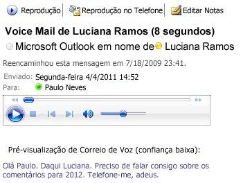 Outlook 2010 | Tecnologia & Gestão